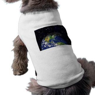 earth-422754 DIGITAL REALISM earth globe space uni Tee