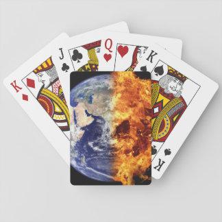 earth-683436 APOCALYPSE FUTURISTIC SCI-FI EARTH DE Card Decks