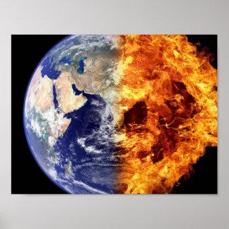 earth-683436 APOCALYPSE FUTURISTIC SCI-FI EARTH DE Poster