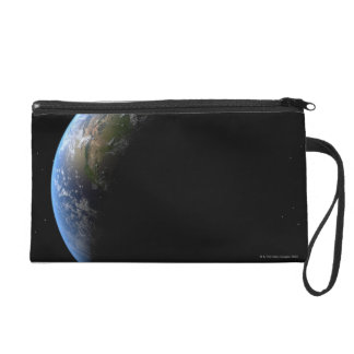 Earth 6 wristlet purse
