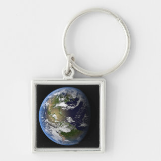 Earth 7 keychain