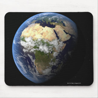 Earth 8 mouse pad
