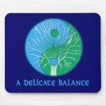 Earth,  A Delicate Balance Tshirts, Mugs Mouse Pad