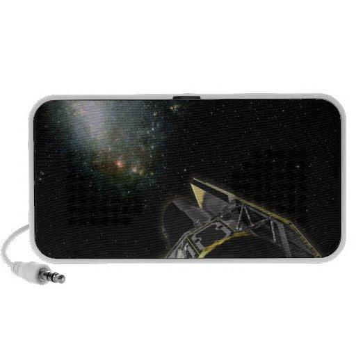 Earth, a Milky Way object Mini Speakers