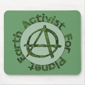 Earth Activist Mouse Pad