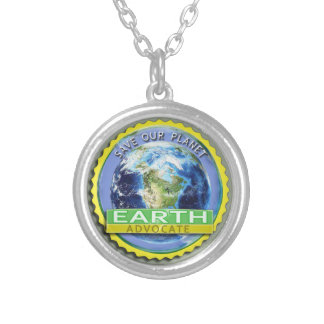 Earth Advocate Pendant