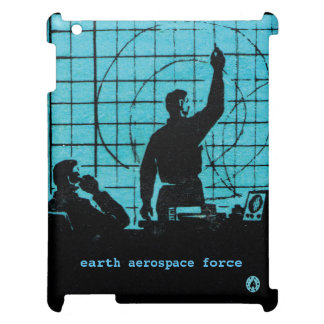 Earth Aerospace Force: Control room Case For The iPad