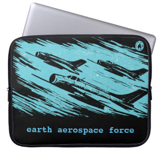 Earth Aerospace Force: Jets Computer Sleeve