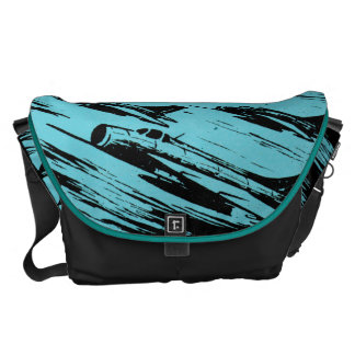 Earth Aerospace Force: Jets Messenger Bag