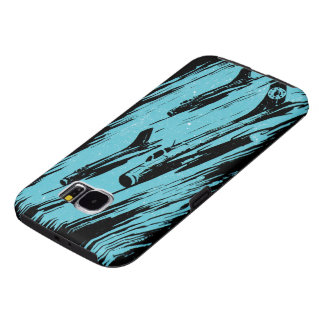 Earth Aerospace Force: Jets Samsung Galaxy S6 Case