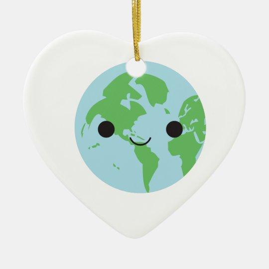 earth.ai ceramic ornament