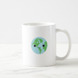 earth.ai classic white coffee mug