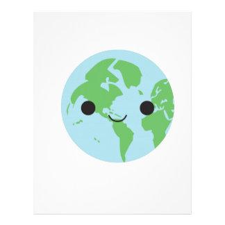 earth.ai letterhead design