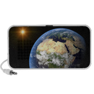 Earth and a Bright Star 2 PC Speakers
