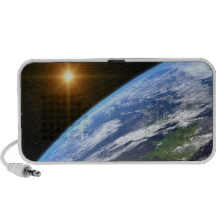 Earth and a Bright Star 3 Portable Speakers