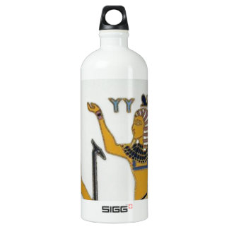 Earth and Air Geb and Shu Egyption Aluminum Water Bottle