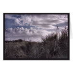 Earth and Clouds Greeting Cards