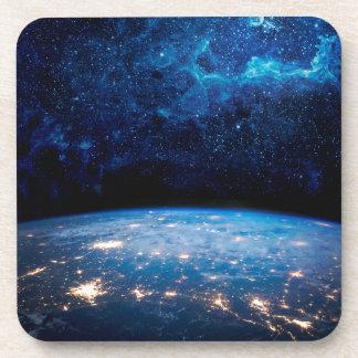Earth and Galaxy Coaster