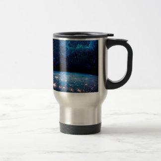 Earth and Galaxy Travel Mug