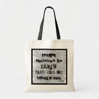 earth and man tote bags