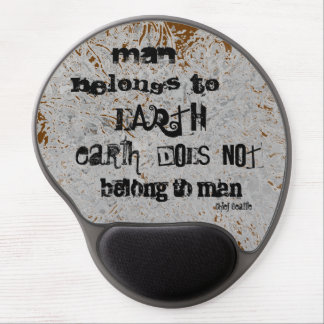 earth and man gel mousepads
