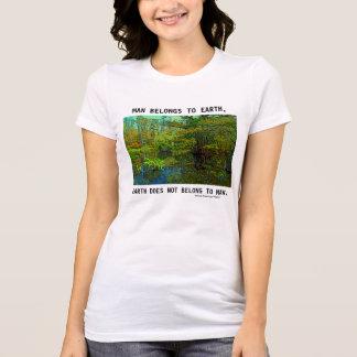 earth and man t shirts