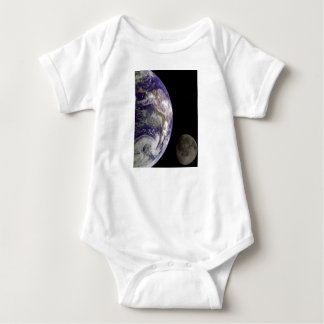 Earth and Moon by Galileo Kids Clothes Baby Bodysuit