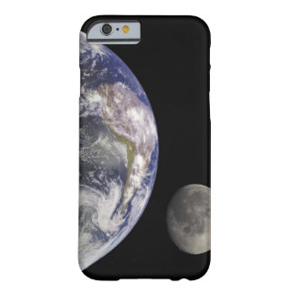 Earth and Moon Barely There iPhone 6 Case