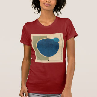 Earth And Moon Graphic T-Shirt