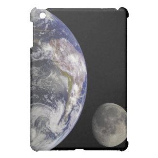 Earth and Moon iPad Mini Case