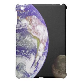 Earth and Moon iPad Mini Cover