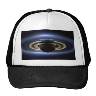 Earth and Saturn Hat