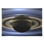 Earth and Saturn Placemats
