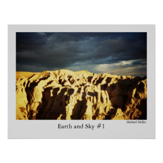 Earth and Sky #1 Poster