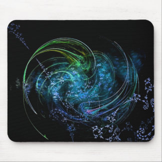Earth and Sky Mousepads