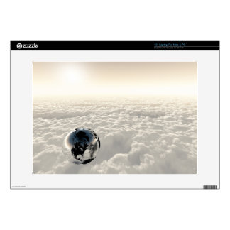 "Earth Angel Above the Clouds Skins For 15"" Laptops"