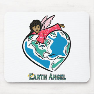 """Earth Angel"" (b) Mouse Mats"