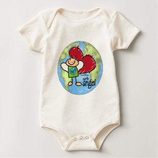 Earth Angel Baby Bodysuit