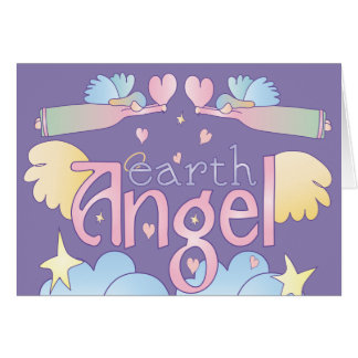 Earth Angel Card