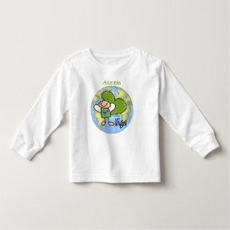 Earth Angel - Go Green Toddler T-shirt
