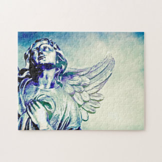 Earth Angel Jigsaw Puzzle