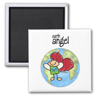 Earth Angel magnet