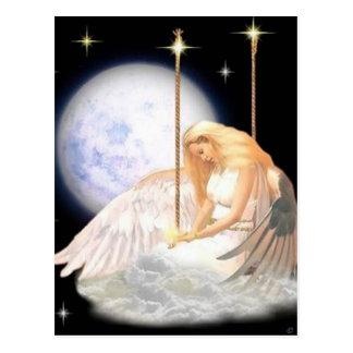 Earth Angel Post Card