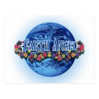 Earth Angel Postcard