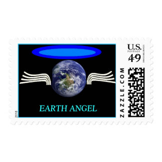 EARTH ANGEL STAMP