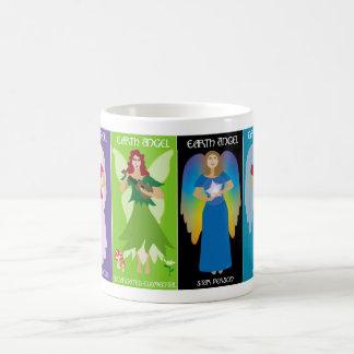Earth Angels Classic White Coffee Mug