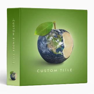 Earth Apple Bite binder