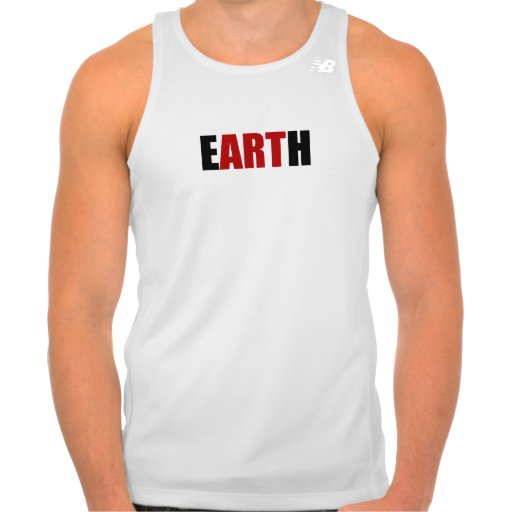 Earth Art Tees Tank Tops, Tanktops Shirts