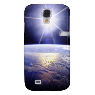 Earth as Seen from the Space Station Samsung Galaxy S4 Cover