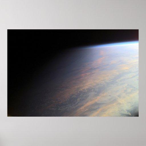 Earth at  print